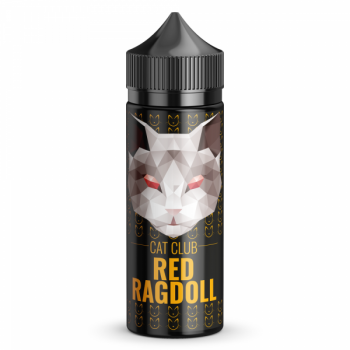 Cat Club Red Ragdoll 10ml Aroma