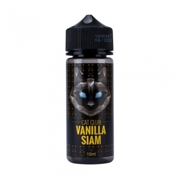 Cat Club Vanilla Siam 10ml Aroma