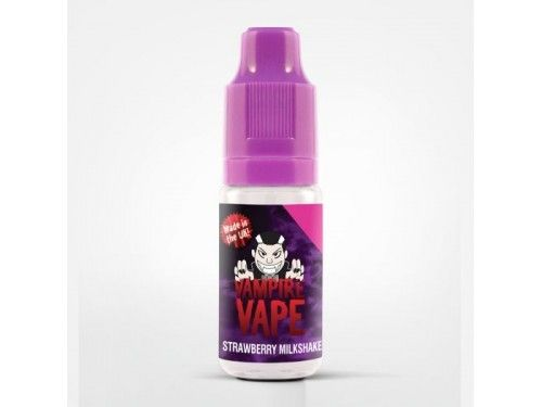 Vampire Vape Strawberry Milkshake