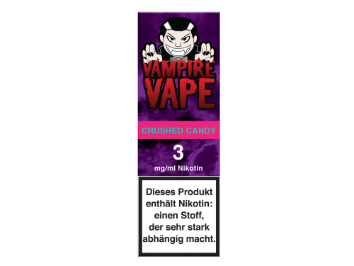 Vampire Vape Crushed Candy
