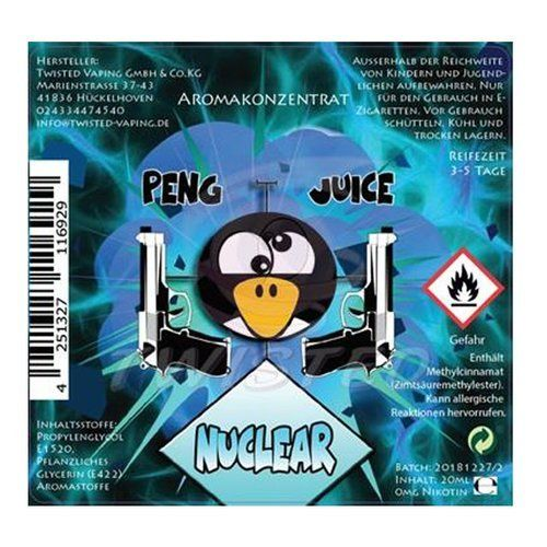 Twisted Peng Juice Nuclear Aroma 20ml