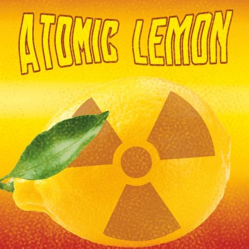 Dark Burner Premium Aroma Atomic Lemon